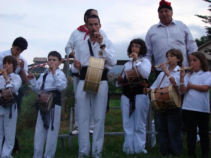 Bastoners de Malla a Cantonigròs.