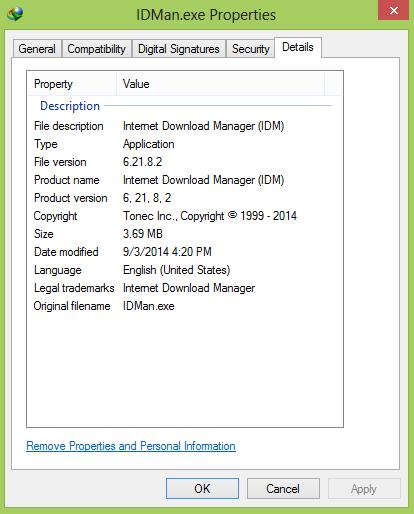 IDM 6.21 Build 9