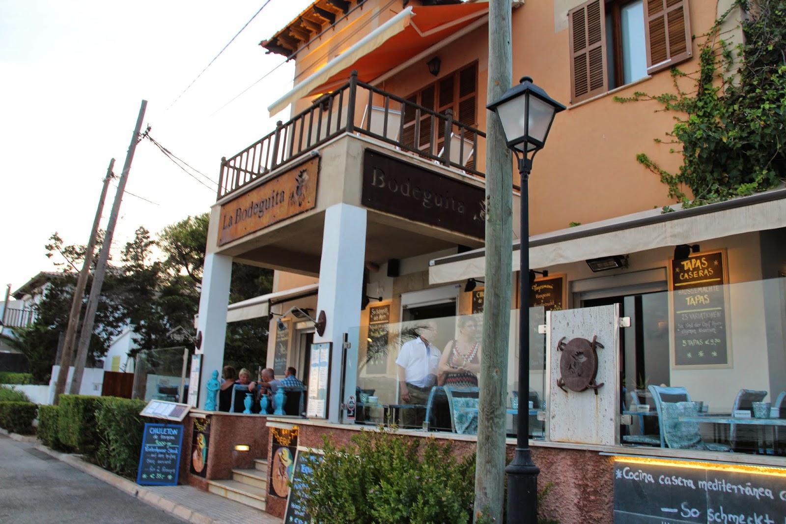 Mallorca, Cala Ratjada – Gute Restaurants