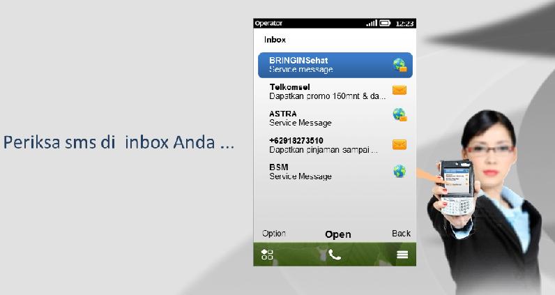 Software SMS Masking
