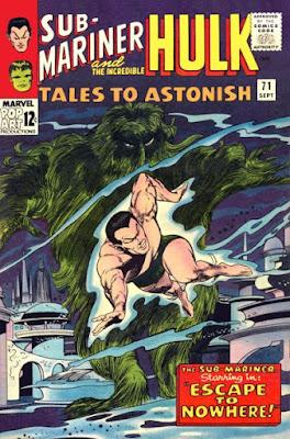 Tales To Astonish #71, the Sub-Mariner
