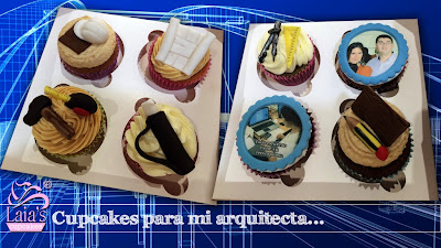 Cupcakes fondant Laia's Cupcakes Puerto Sagunto