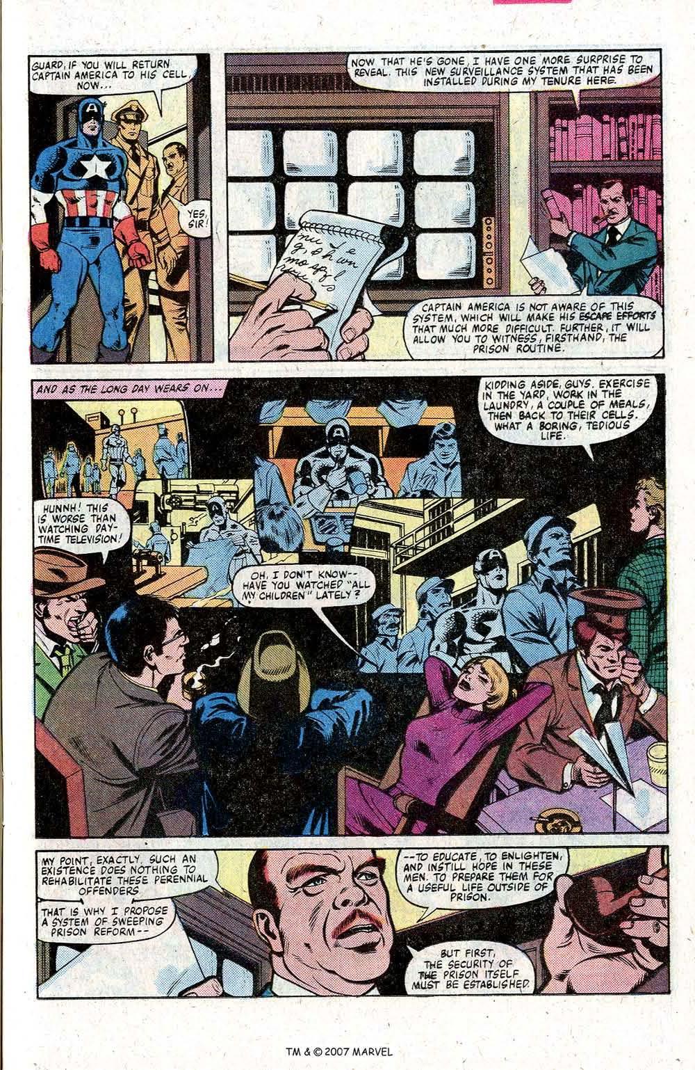 Captain America (1968) Issue #260 #175 - English 11