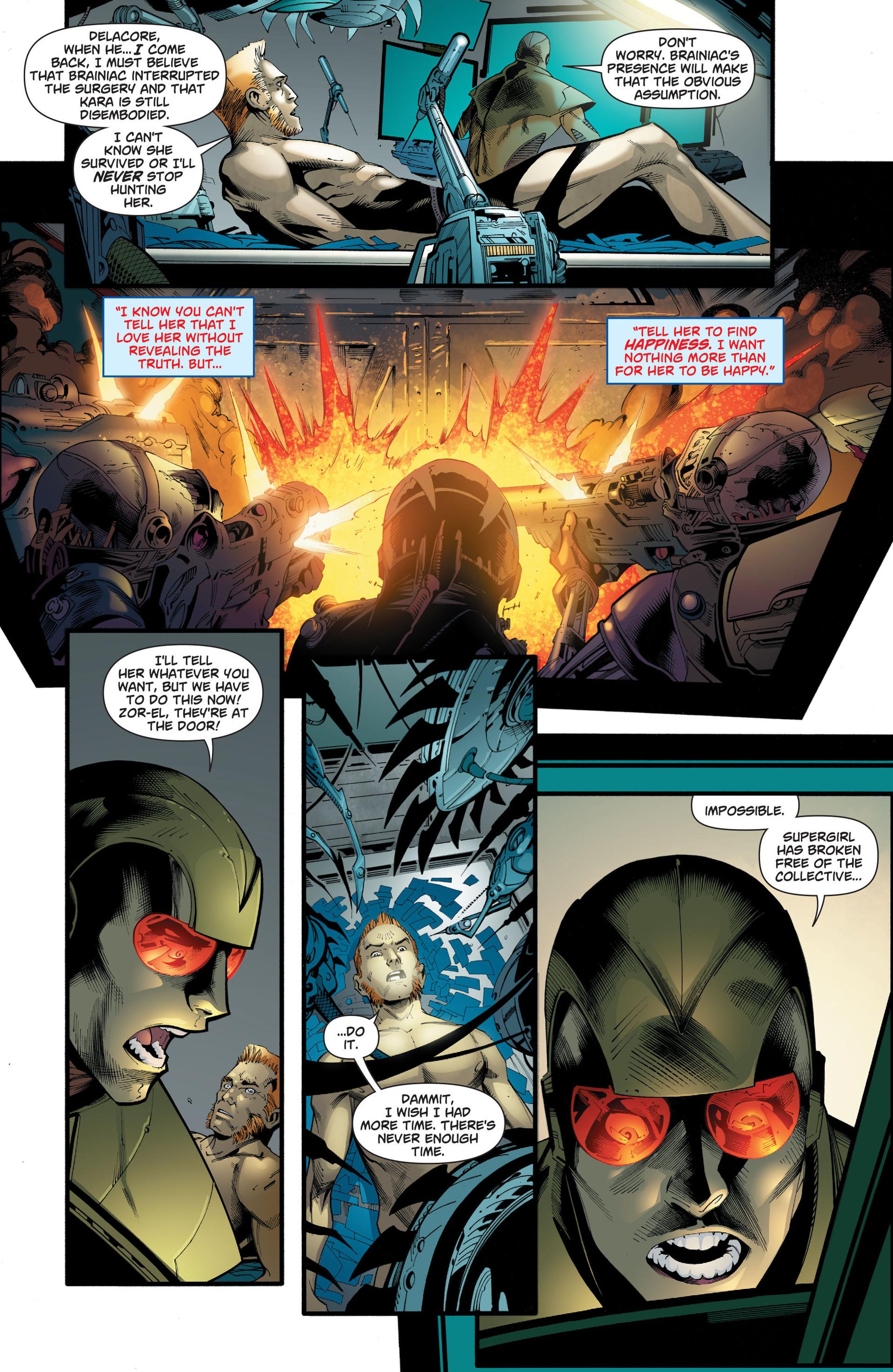 Supergirl (2011) Issue #24 #26 - English 11