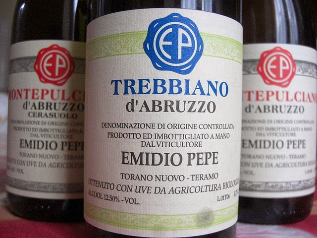 Emidio Pepe wines of Abruzzo