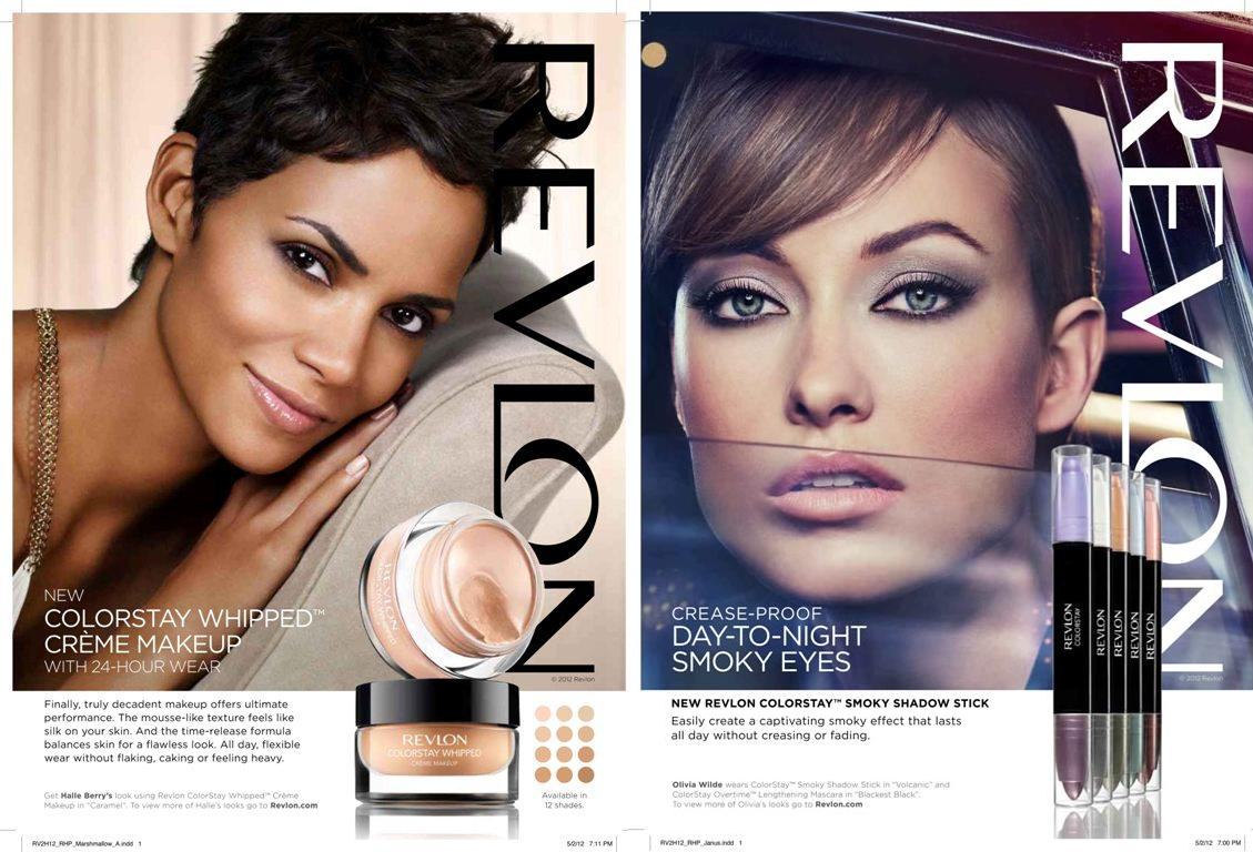 First Look: The New Revlon Campaigns with Emma Stone, Olivia Wilde ...