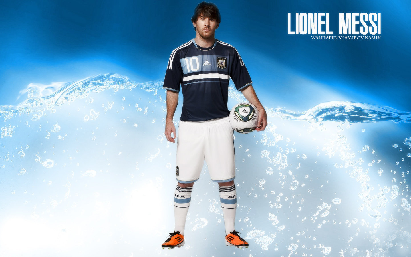 Lionel Messi Wallpapers Argentina