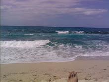 Sand mellan tårna