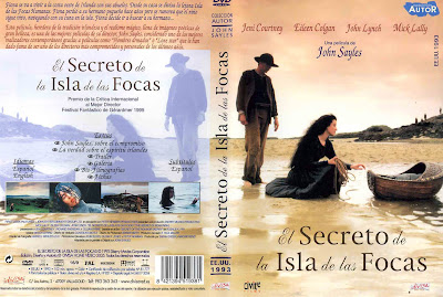 Carátula: El secreto de la isla de las focas | 1993 | The Secret of Roan Inish  | Cover, dvd