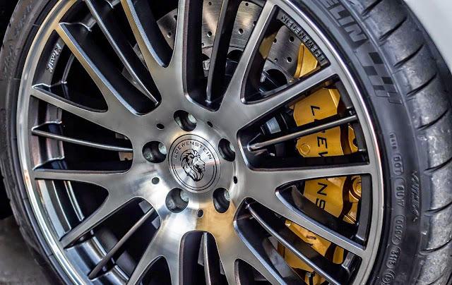 s204 wheels