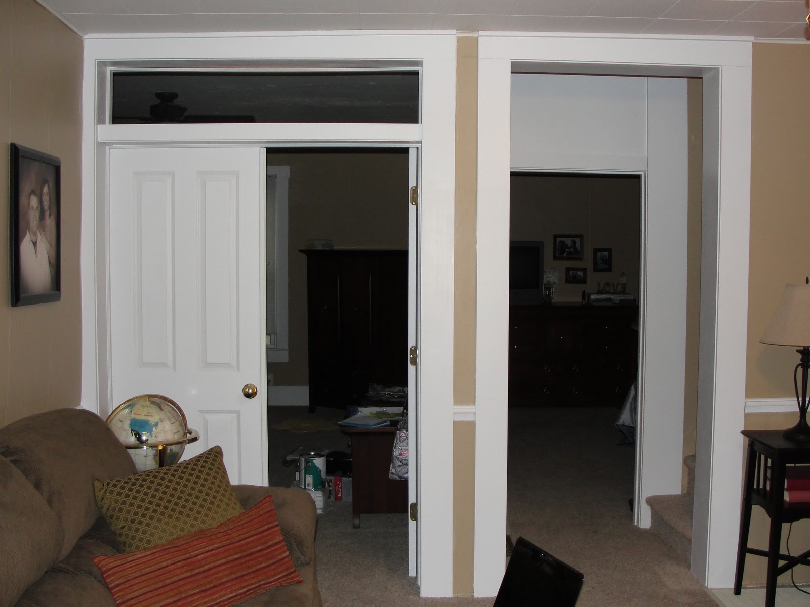 master bedroom double doors viewing gallery