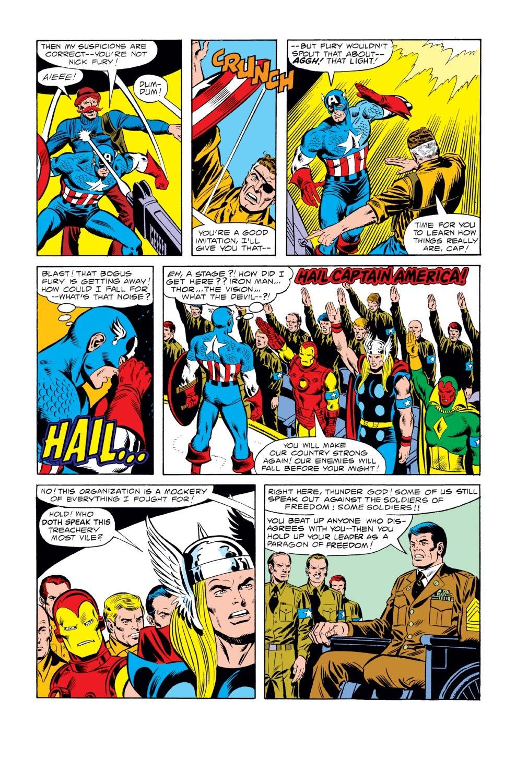 Captain America (1968) Issue #242 #157 - English 9