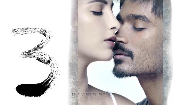 Moonu 2012 Tamil Full Free Movie Watch Online