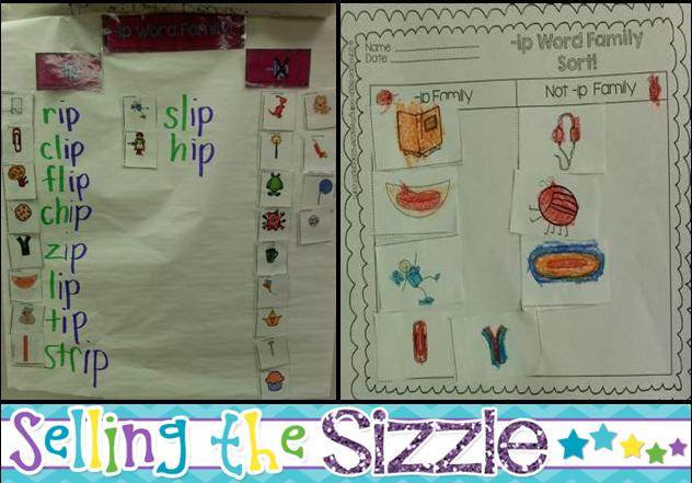 http://www.teacherspayteachers.com/Product/-ip-Word-Family-Activities-1210691