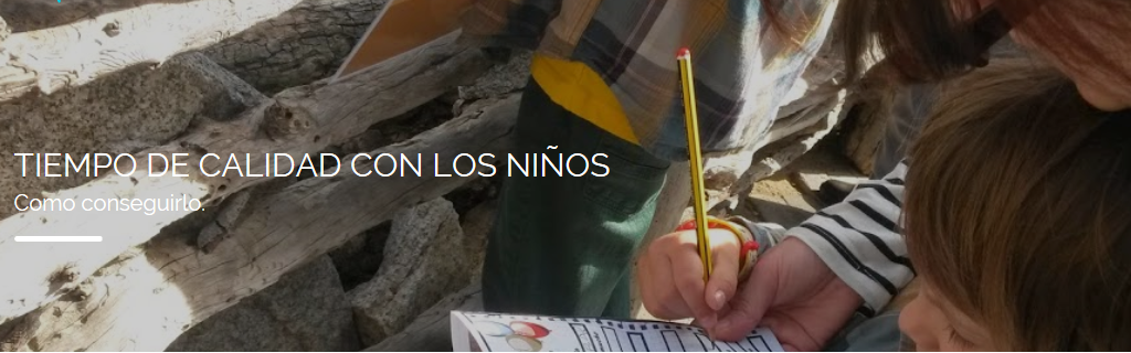 http://www.educadiver.es/tiempo-de-calidad-con-ninos/