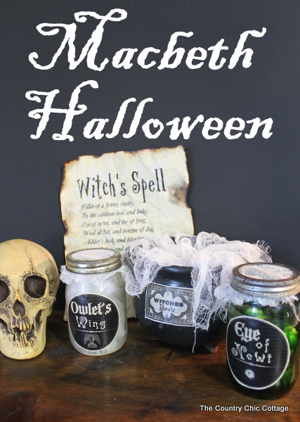 lets start with that witchs spell paper i took a part of macbeth and put it into word along with the words witchs spell across the top