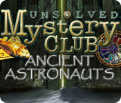 Unsolved Mystery Club Ancient Astronauts Collectors Edition v1 5470 203-TE