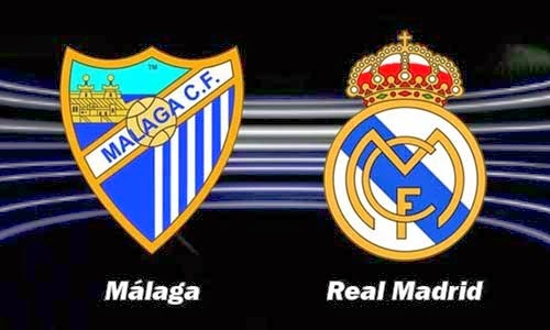 مشاهدة ريال مدريد ومالاجا 15-3-2014