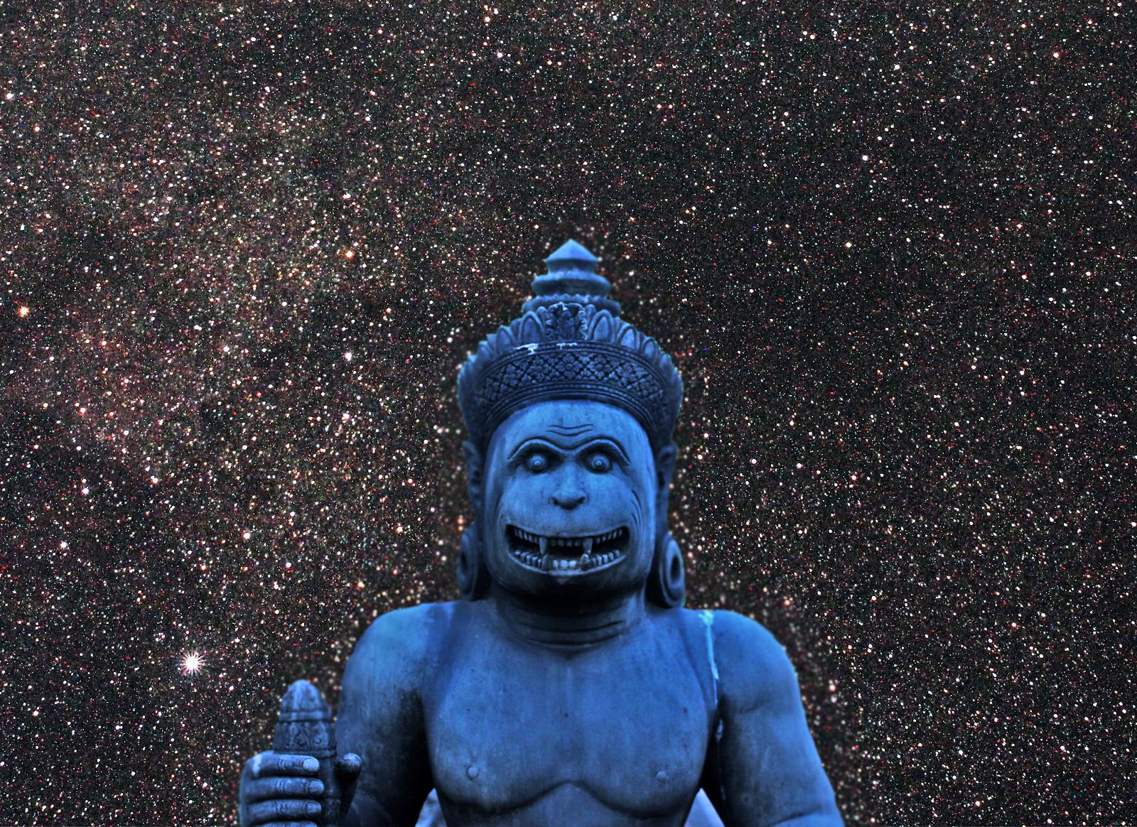 Links Through Space: Follow our Astronomy trip through ...