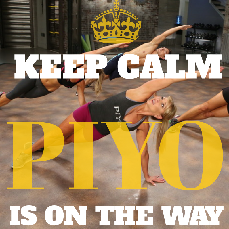 what is piyo