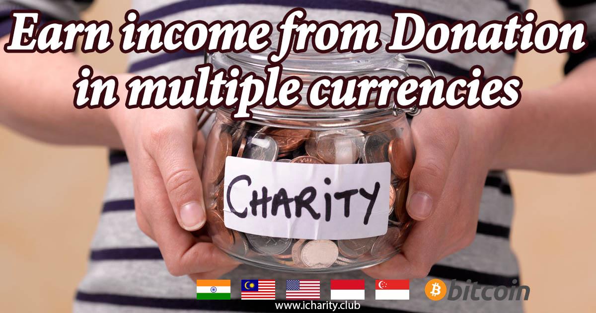 member to member donation!