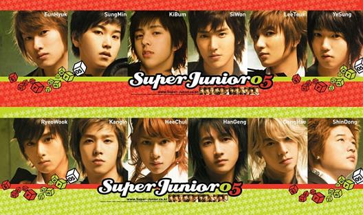 Álbum-Super Junior