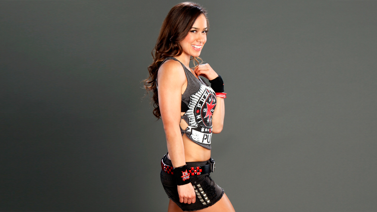 Sex xxx wwe diva aj lee assured, that
