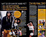 . the article). Also: Bobby Horan, Niall's dad, is worried about his .