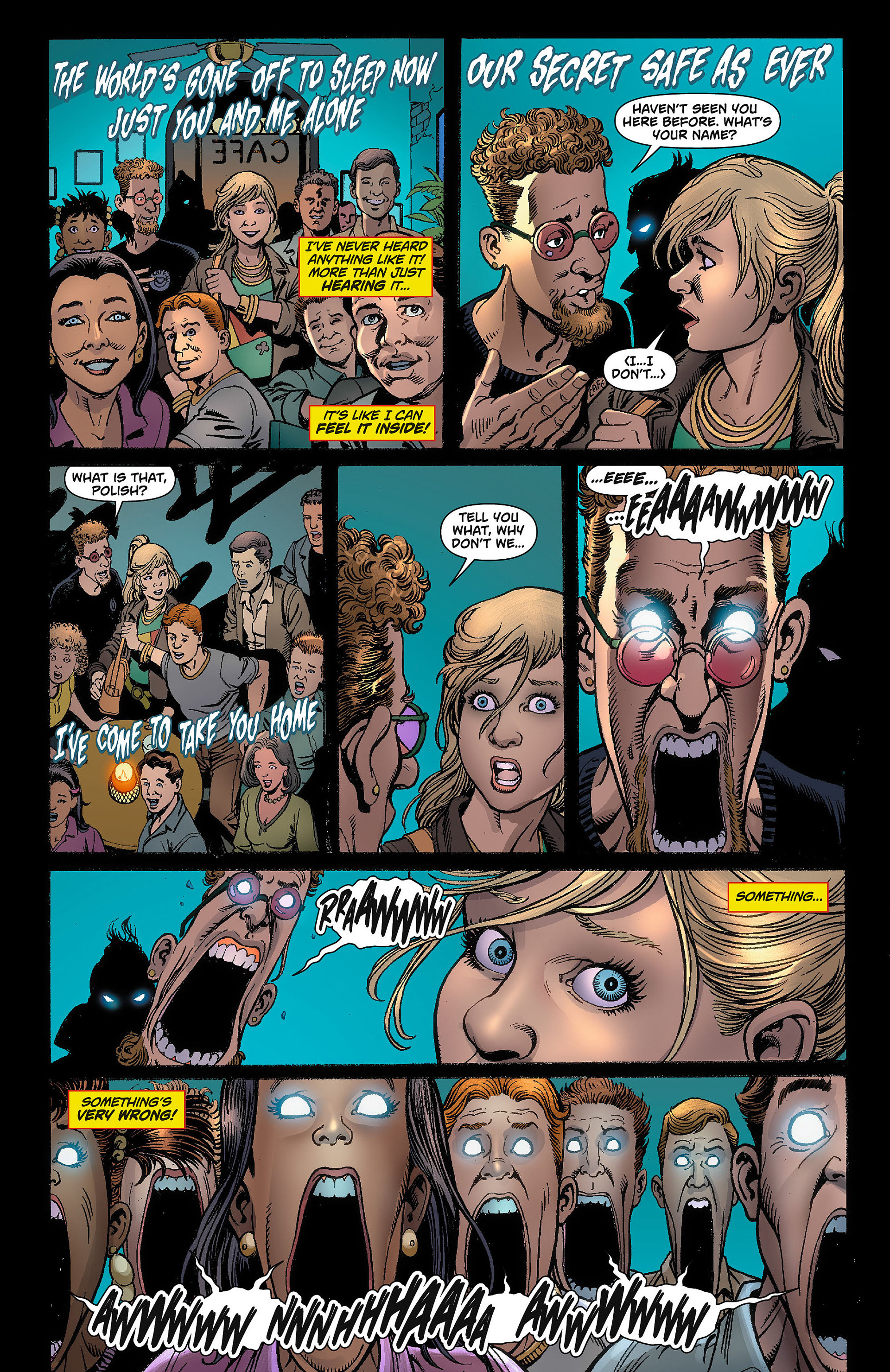 Supergirl (2011) Issue #8 #10 - English 17