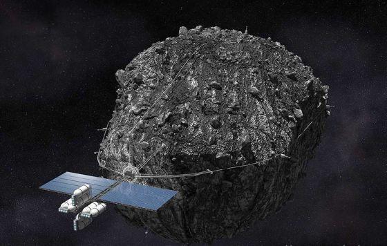 ¿De quién son los asteroides que viajan por el espacio?