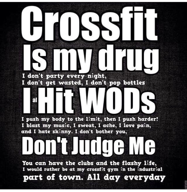 Funny crossfit quotes