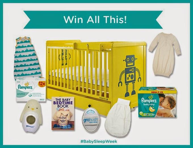 Win Baby Sleep Essentials
