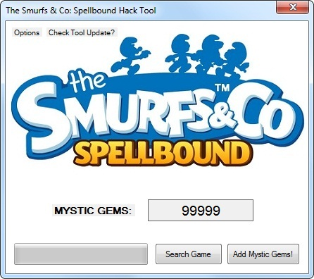 smurfs & co hack cheat