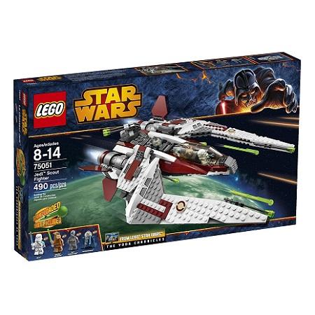LEGO 75051 Jek-14 Mini Fig // Mini Figure STAR WARS