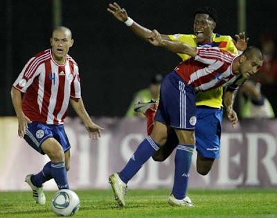 Paraguay 2 - 1 Ecuador (3)