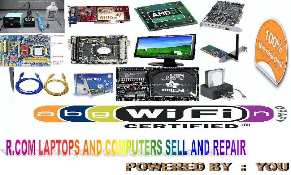 COMPUTER LAPTOP LCD MONITOR NETWORKING SELL AND REPAIR