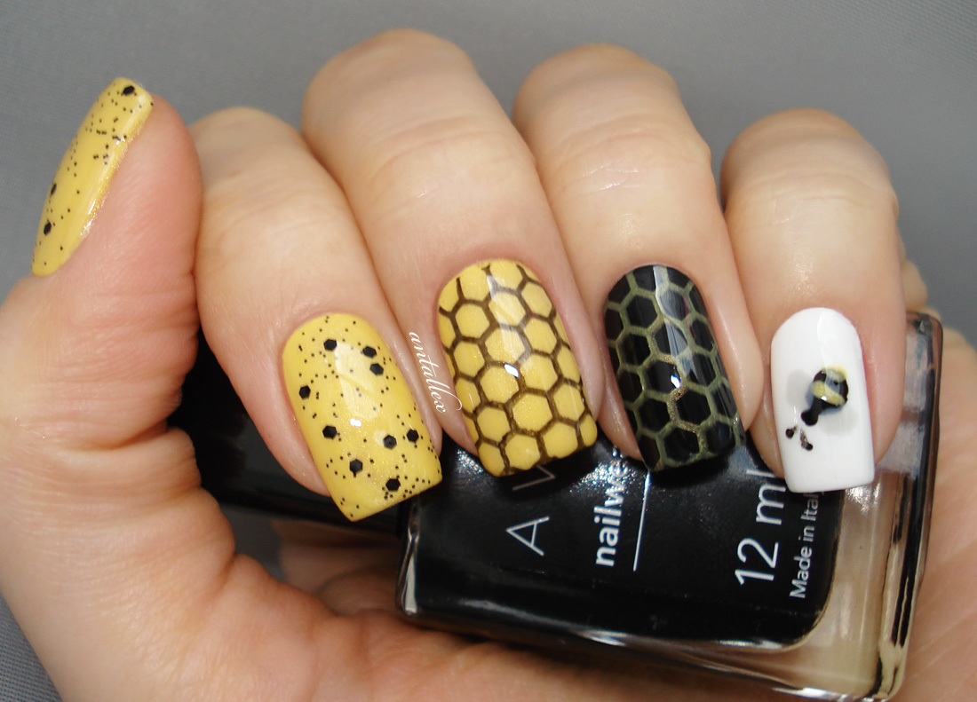 Notes on nails: Bees