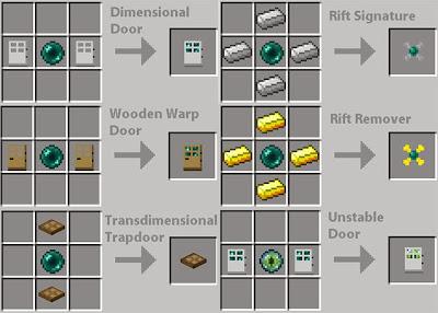 Dimensional Doors Mod