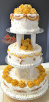 WEDDING CAKE : Buttercream