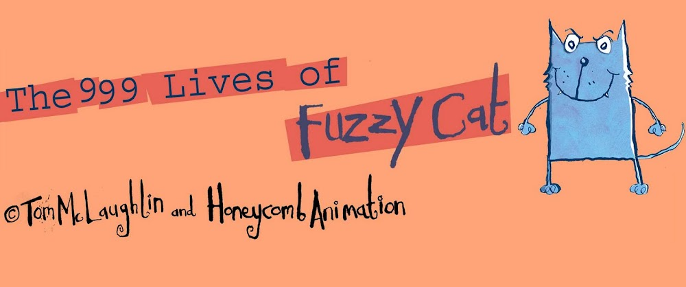 The 999 Lives of Fuzzy Cat