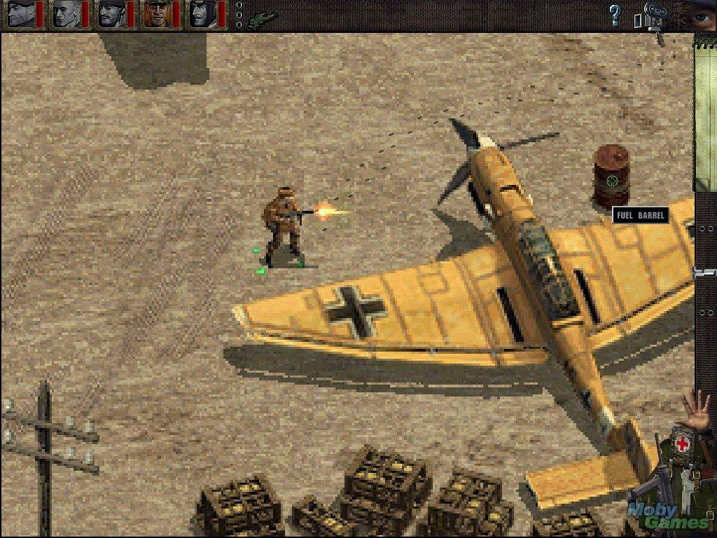 Commandos: Behind Enemy Lines PC