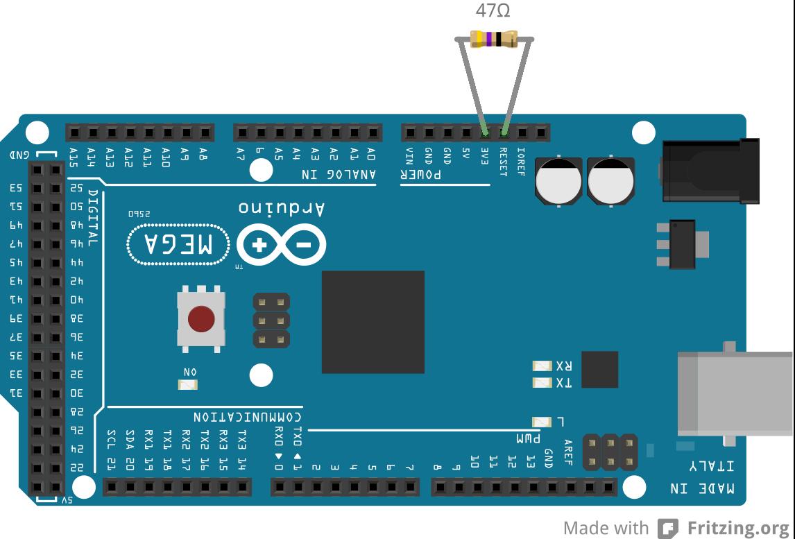 Arduino Mega 2560 - Jameco Electronics