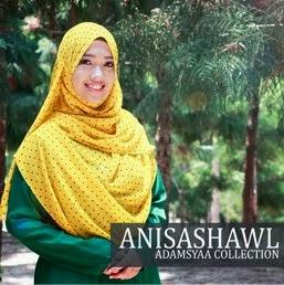 ANISA SHAWL