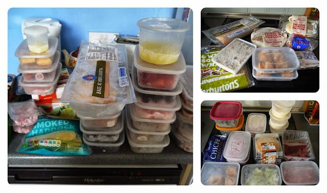 Freezer Contents
