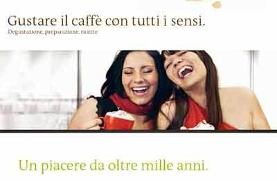 Gustare il caffè con tutti i sensi