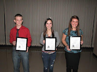 Albany Optimist Club youth awards