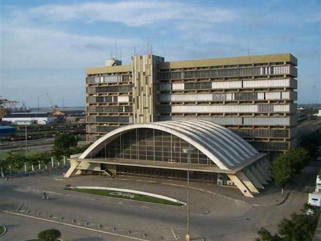 A Estação dos CFM, Beira