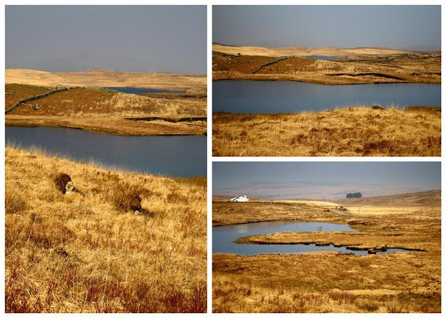 Connemara collage © Annie Japaud Photography, Connemara, Ireland, landscape