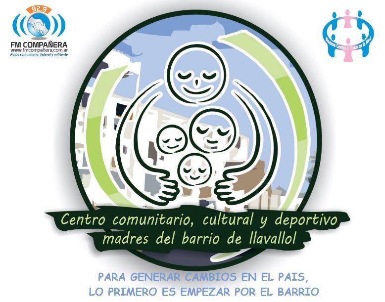Centro Comunitario, Cultural y Deportivo Madres del Barrio de Llavallol