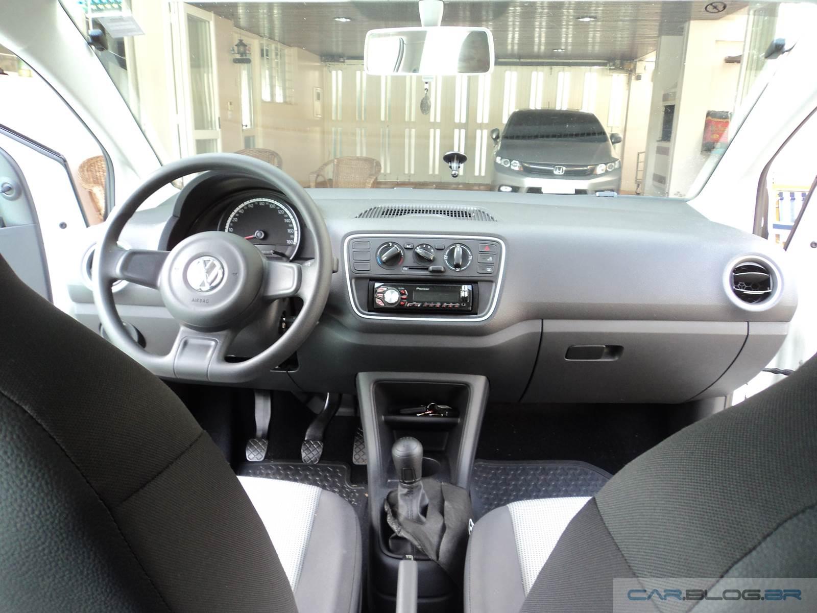 Ford Fiesta x Volkswagen up!